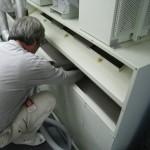 空調機など機器検査